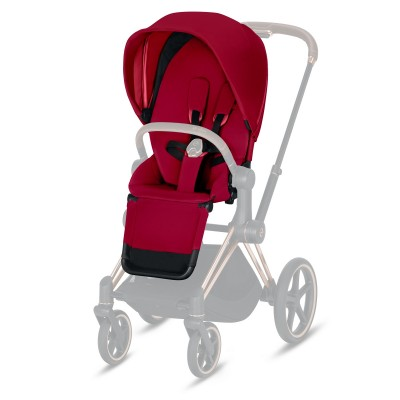 Cybex PRIAM Seat Pack True Red