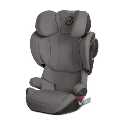 Cybex Cadeira-Auto SOLUTION Z-FIX Soho Grey
