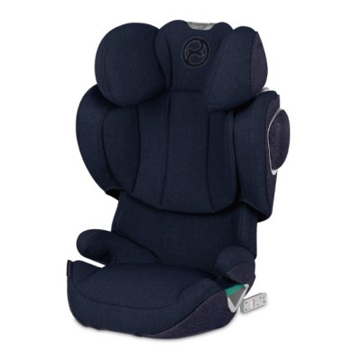 Cybex Cadeira-Auto SOLUTION Z i-FIX PLUS Nautical Blue