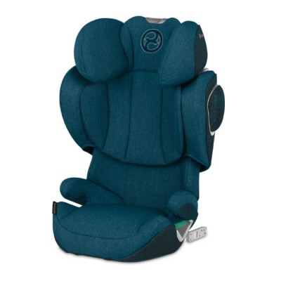 Cybex Cadeira-Auto Solution Z i-Fix Plus Mountain Blue