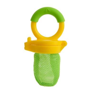 Munchkin Dispensador de Alimentos Frescos Verde/Amarelo 11087VA