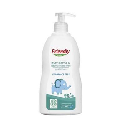 Detergente Manual Biberões e Acessórios Amamentação Friendly Organic
