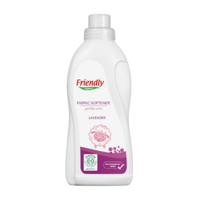 Friendly Organic Amaciador Roupa (Lavanda) 750ml 251FR1765