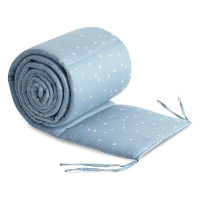 Gloop Resguardo para Cama 360x30cm City Blue GORCC030