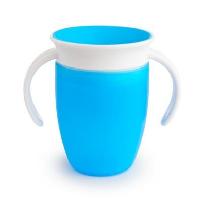 Munchkin Copo Aprendizagem Miracle® 360 Azul 207ml 12094A