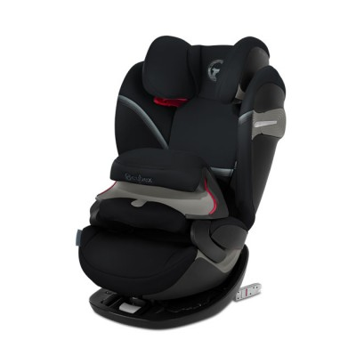 Cybex Cadeira-Auto PALLAS S-FIX Deep Black
