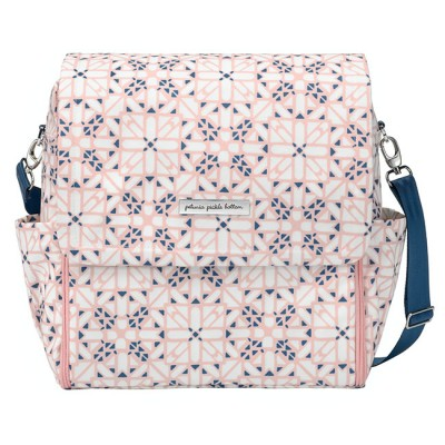 Petunia Pickle Bottom Mochila Boxy Alpine Meadows PEBBGL55900