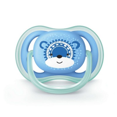Philips Avent Chupeta Ultra Air 6-18M Azul SCF542/12