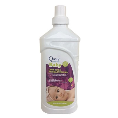 Qualy Baby Lava Tudo Antibacteriano 1L