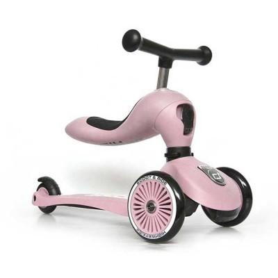 Scoot and Ride Highwaykick Trotineta One Rosa Claro 3417