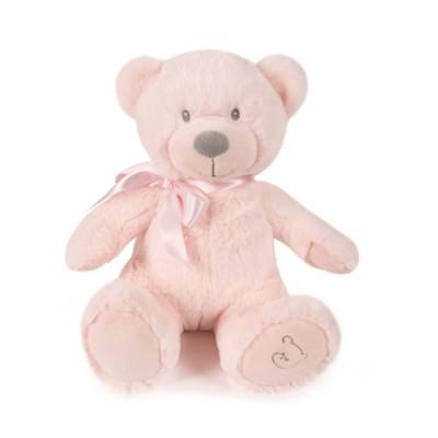 Pasito a Pasito Urso Peluche Rosa 35cm 74596