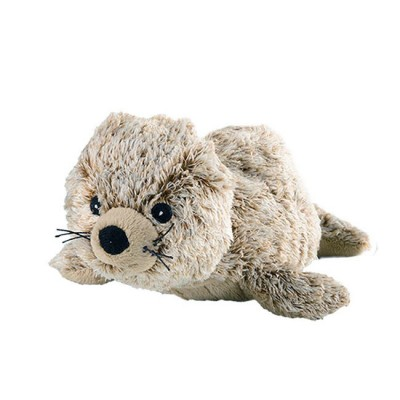 Warmies Plush Foca para Aquecer no Microondas